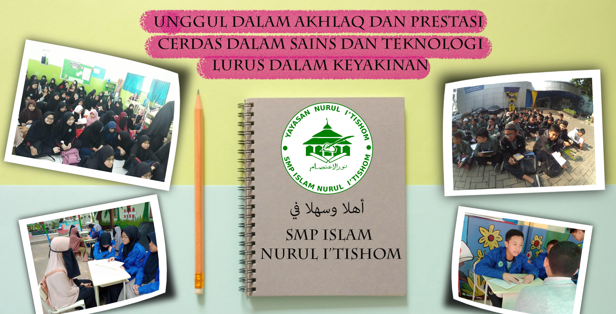 SMP Islam Nurul I'tishom